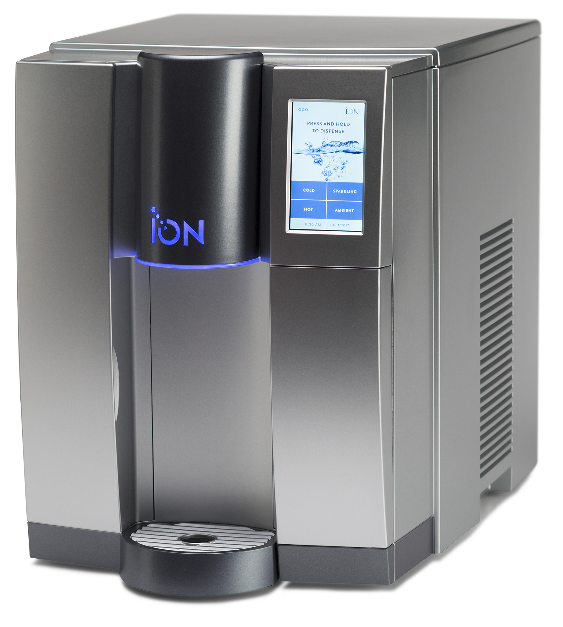New Ion 400 Sparkling Water Cooler Counter Top